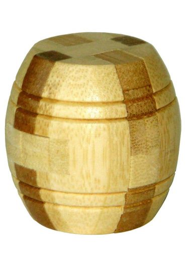 Bamboo Barrel
