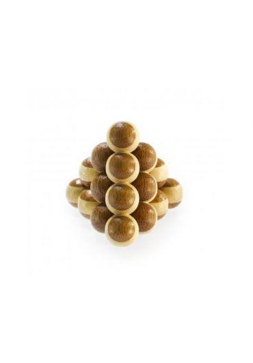 Bamboo canon balls