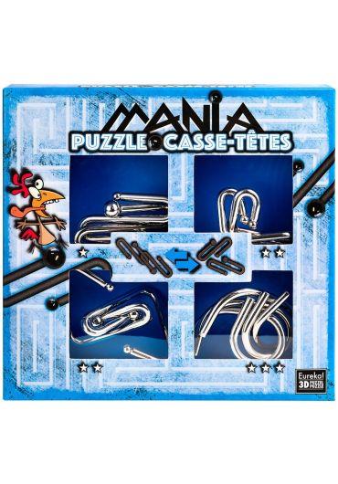 Puzzle Mania Casse-tetes Blue