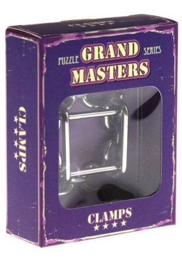 Grand Master Clamps level 4/4 puzzle