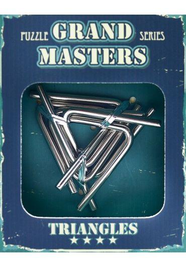 Grand Master Puzzle Triangles