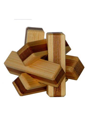 Bamboo Firewood