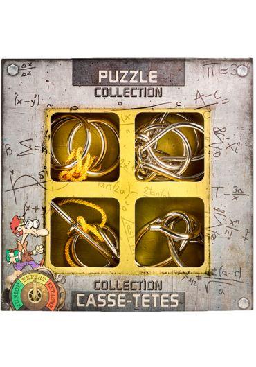 3D Expert Metal Puzzles Colection
