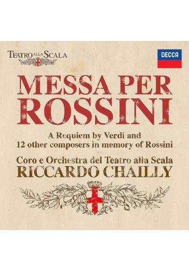 Riccardo Chailly - Messa Per Rossini