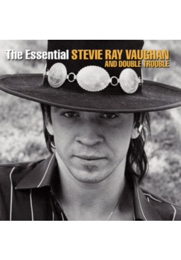 Stevie Ray Vaughan and Double Trouble - The Essential 2CD