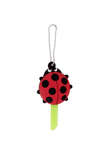 Breloc husa pentru cheie Ladybird