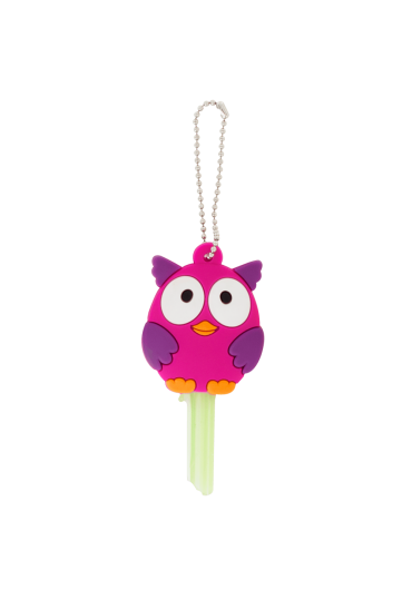 Breloc husa pentru cheie Owl