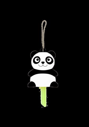 Breloc husa pentru cheie Panda