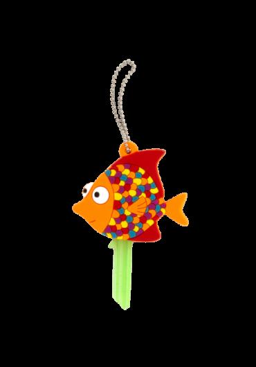 Breloc husa pentru cheie Tropical Fish