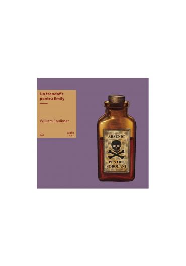 Un Trandafir Pentru Emily - Vinyl Audiobook