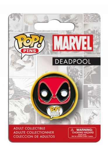 Insigna Funko Pop! Deadpool