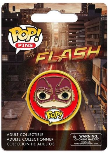 Insigna Funko Pop! Flash