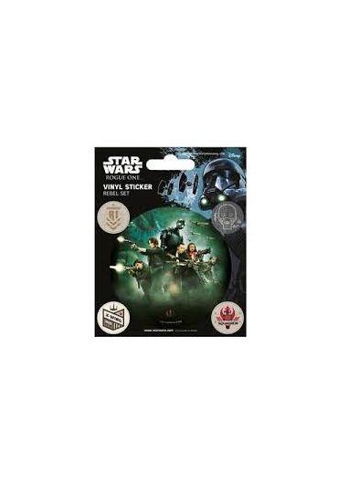 Sticker Rogue One Rebel