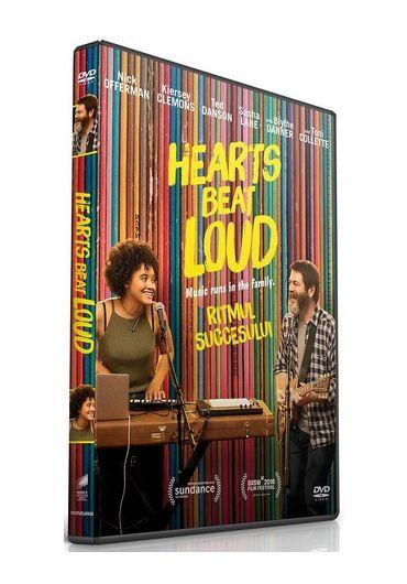 Hearts Beat Loud/ Ritmul succesului DVD