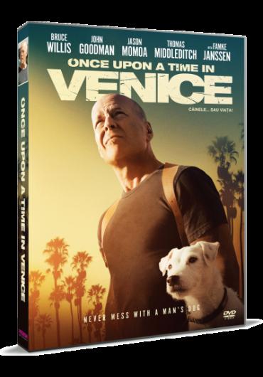 Once Upon a Time in Venice/ Cainele... sau viata! DVD