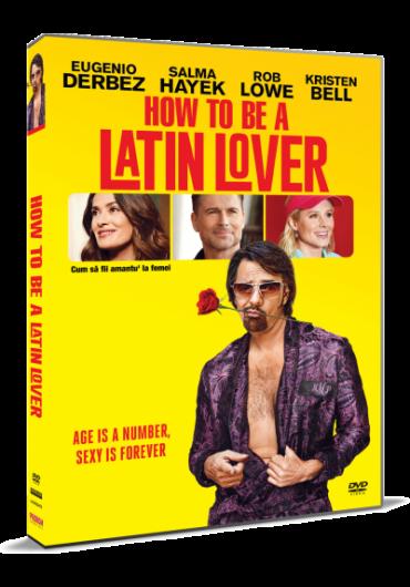 How to Be a Latin Lover/ Cum sa fii amantu' la femei DVD