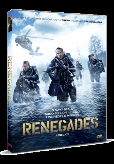 Renegades/ Renegatii DVD