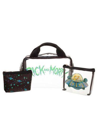 Set cadou Rick and Morty pentru cosmetice