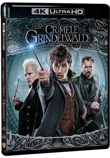 Animale Fantastice - Crimele lui Grindelwald BD