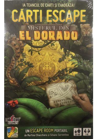 Carti Escape - Misterul din Eldorado