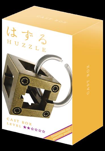 Huzzle Cast Box Level 2