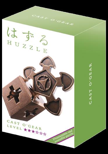 Huzzle Cast O'Gear Level 3