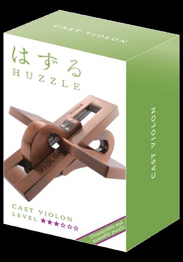 Huzzle Cast Violon Level 3