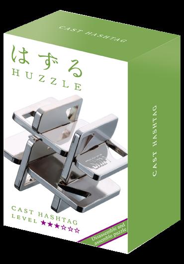 Huzzle Cast Hashtag Level 3