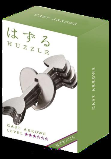 Huzzle Cast Arrows Level 3