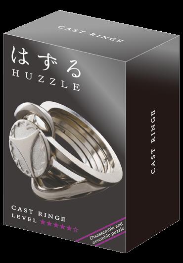 Huzzle Cast Ring II Level 5