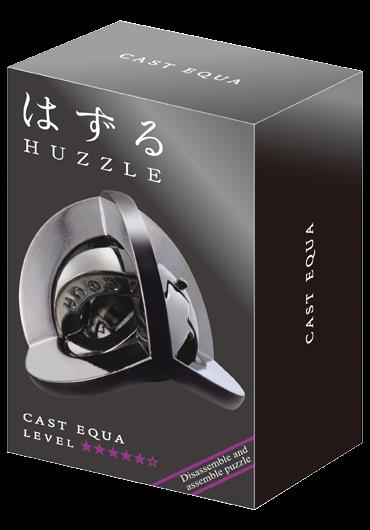 Huzzle Cast Equa Level 5