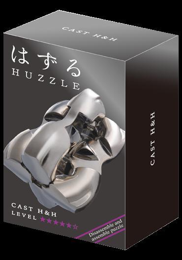 Huzzle Cast H&H Level 5