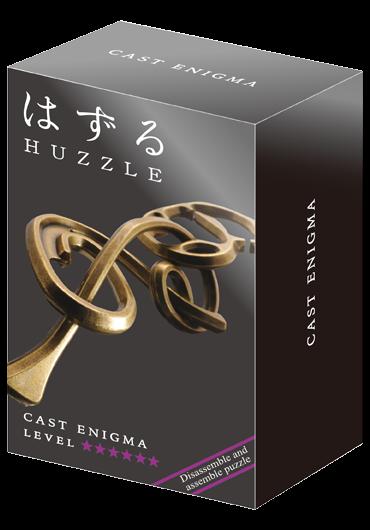 Huzzle Cast Enigma Level 6