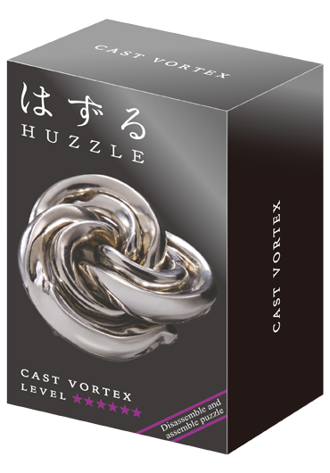 Huzzle Cast Vortex Level 6