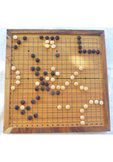 Joc Go din lemn
