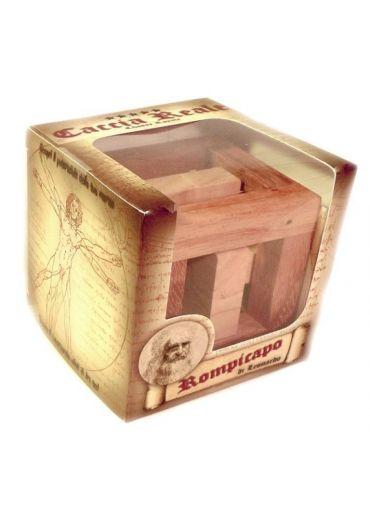 Puzzle din lemn Catch - Leonardo da Vinci