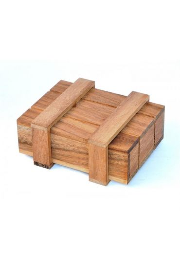Puzzle din lemn Pandora Box M - Leonardo da Vinci