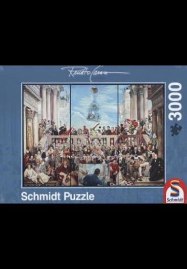 Puzzle 3000 piese Sic Transit Gloria Mundi