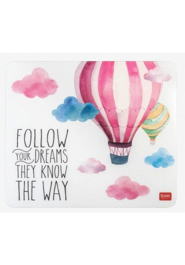 Mouse Pad - Follow Your Dreams