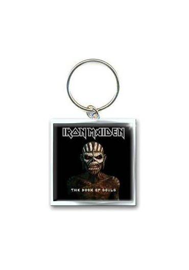 Breloc metal Iron Maiden