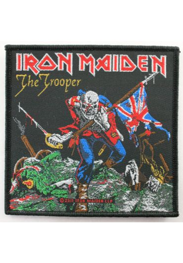 Patch Iron Maiden The Trooper
