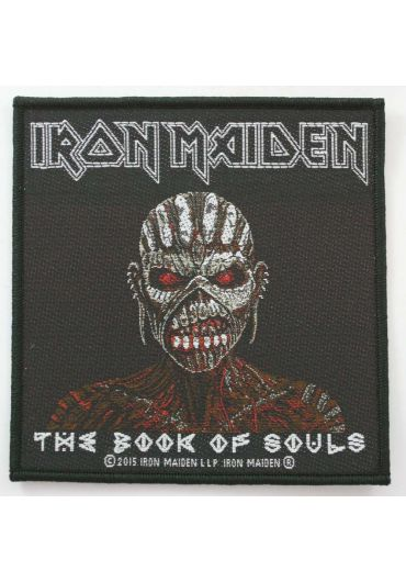 Patch Iron Maiden The Book of Souls