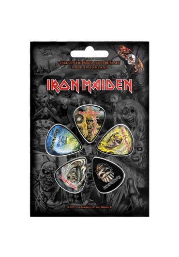 Set Pene Chitara Iron Maiden