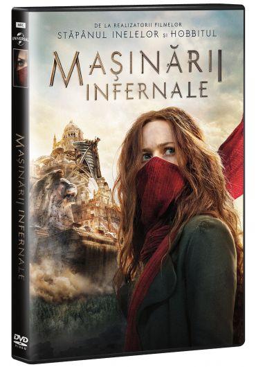 Masinarii Infernale DVD