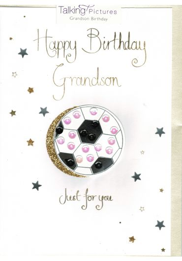 Felicitare - Happy Birthday grandson