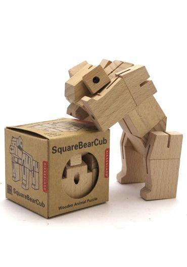 Puzzle - Square bear cub