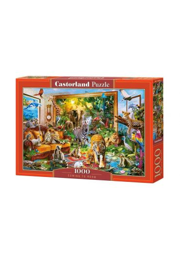 Puzzle 1000 piese Coming to room