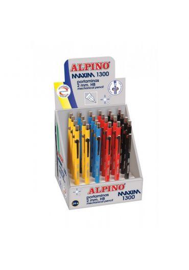 Creion mecanic 2 mm Alpino Maxim
