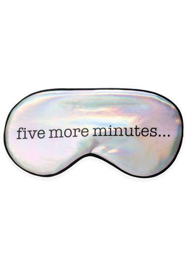 Masca pentru somn - Five More Minutes