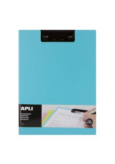 Clipboard dublu A4 albastru